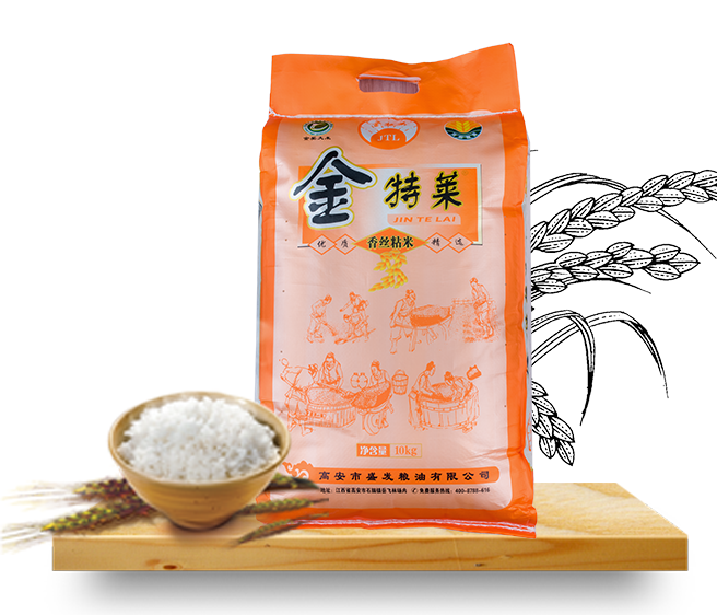 宜春金特莱香丝粘米