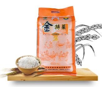 金特莱香丝粘米